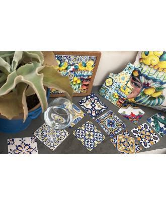 Tagliere ceramica Moretto