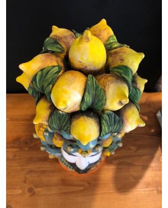 Testa Di Moro - Re Bianco con cesto di limoni