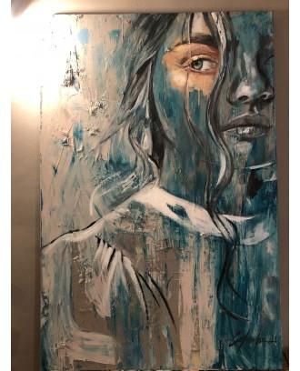 """""""Cemento e Acqua"""" Dipinto..."""