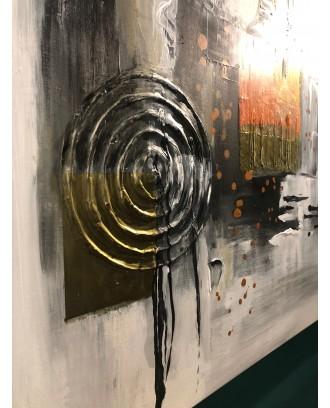 Ossession - Tela dipinto astratto