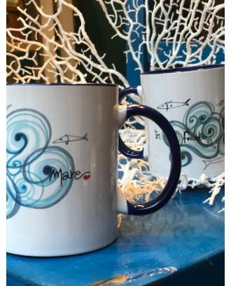 Mug In Fondo al Mare