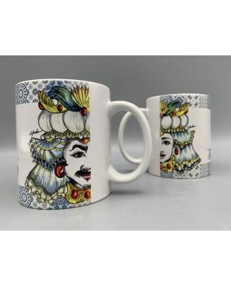 MUG in ceramica stampata